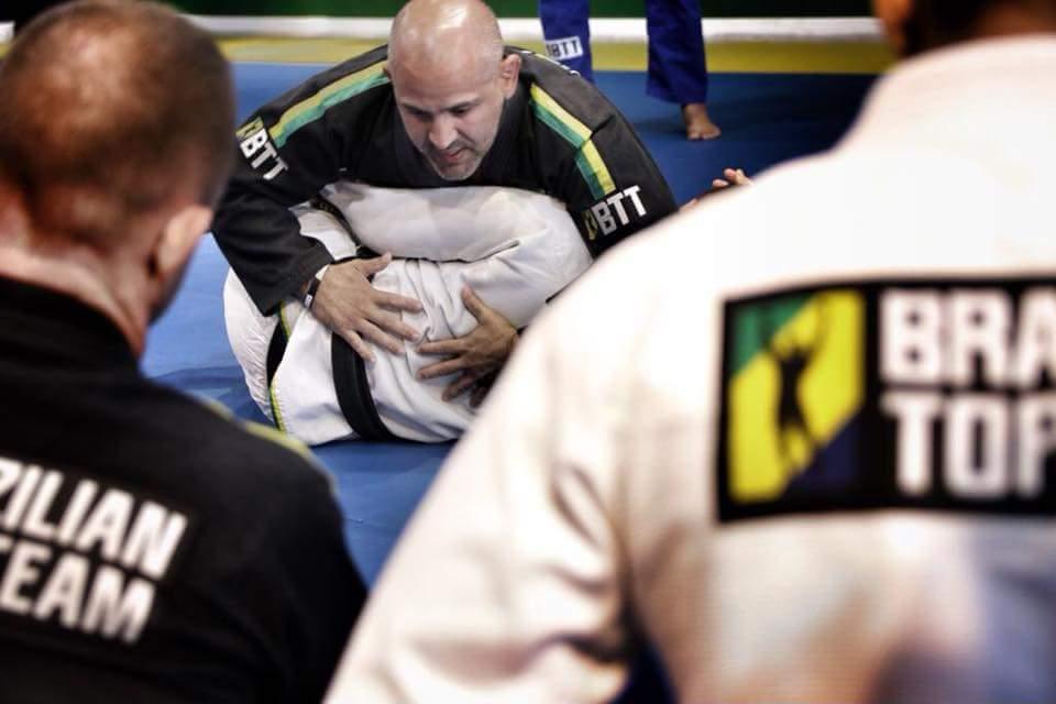 Brazilian Jiu-Jitsu Fundamentals