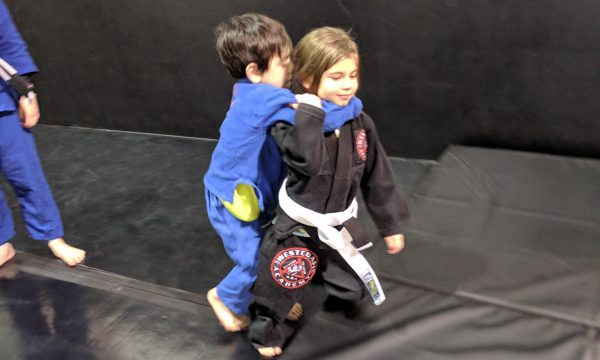 KIDS MMA AND SELF DEFENSE